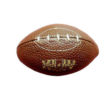 football paper weight