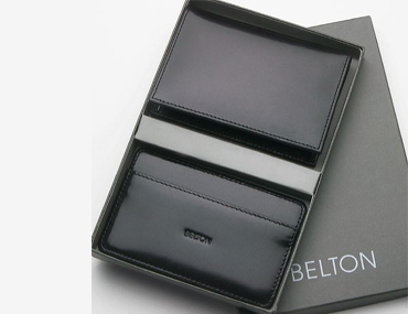 Set of Business cardcase & Mini Jotter